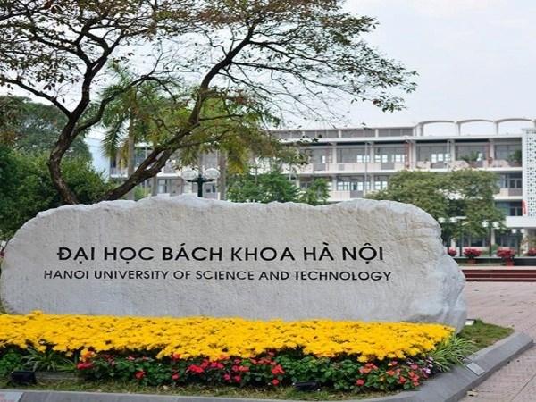 Đại học Bách khoa Hà Nội . (Ảnh: Phạm Mai/Vietnam+)