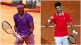 """Djokovic """"đại chiến"""" Nadal ở bán kết Roland Garros"""