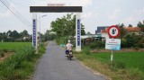 Chú trọng xây dựng đường giao thông nông thôn cho các xã vùng sâu, vùng xa