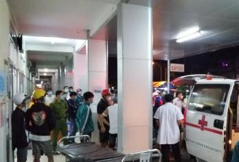 Nam thanh niên cầm hung khí xông vào bệnh viện truy sát tại Đồng Tháp