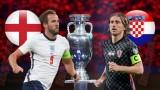Lịch thi đấu bóng đá EURO 2021 hôm nay 13/6: Anh đấu Croatia, Hà Lan gặp Ukraine