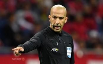 AFC bố trí trọng tài người Iraq bắt chính trận UAE-Việt Nam