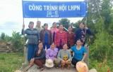 Chi hội Phụ nữ tiêu biểu góp sức xây dựng quê hương