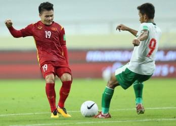 Danh sách chính thức 23 cầu thủ ĐT Việt Nam đấu UAE: Quang Hải trở lại, Tuấn Anh vắng mặt