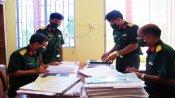 Bộ Chỉ huy Quân sự tỉnh kiểm tra quy chế dân chủ cơ sở các đơn vị