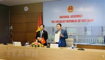Đoàn đại biểu Quốc hội Việt Nam tham dự Hội nghị Nhóm Tư vấn AIPA