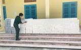 Đồn Biên phòng Bình Thạnh thu giữ 10.000 gói thuốc lá ngoại nhập lậu