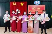7 thí sinh đoạt giải báo cáo viên, tuyên truyền viên