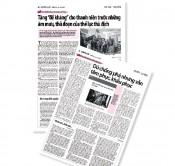 Báo chí phải tiếp tục giữ vững vai trò tiên phong trong công tác tư tưởng và bảo vệ nền tảng tư tưởng của Đảng
