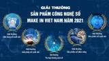 Phát động giải thưởng 'Sản phẩm Công nghệ số Make in Vietnam' 2021