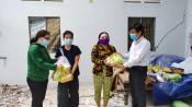 TP.Tân An: Khẩn trương hỗ trợ các hộ dân bị sụp lún nhà tại xã Lợi Bình Nhơn