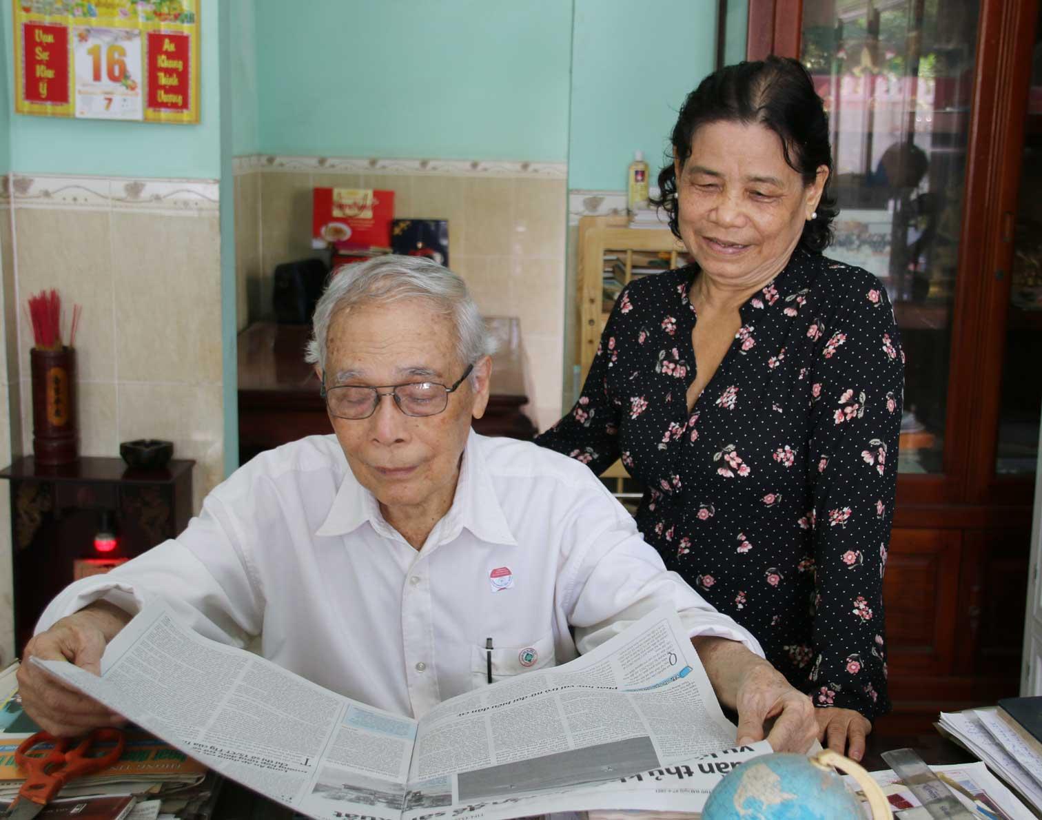 Nhà báo cách mạng Lê Vân: Làm báo từ cái tâm, tầm và tài (Kỳ I)