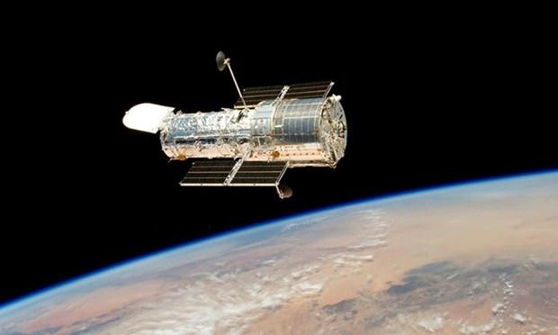 Kính viễn vọng Hubble. (Ảnh: NASA/ESA)