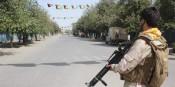 Giao tranh với quân đội Afghanistan, 6 tay súng Taliban bị tiêu diệt