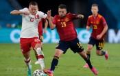 Robert Lewandowski tỏa sáng, Ba Lan cầm chân đội tuyển Tây Ban Nha