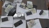 Công an thị xã Kiến Tường bắt quả tang vụ đánh bạc ăn thua bằng tiền