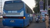 Bảo đảm trật tự, an toàn giao thông gắn với phòng, chống dịch Covid-19