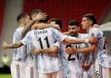 Kết quả Copa America 2021, Argentina 1-0 Paraguay: Messi và các đồng đội vào tứ kết