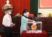 Ông Nguyễn Dương Phong Linh giữ chức vụ Chủ tịch HĐND huyện Châu Thành khóa XII, nhiệm kỳ 2021 – 2026