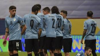 Hình ảnh tuyển Uruguay bị hoen ố vì vụ quấy rối tình dục ở Copa America 2021