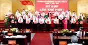 Ông Nguyễn Văn Đát được bầu giữ chức vụ Chủ tịch HĐND huyện Cần Đước