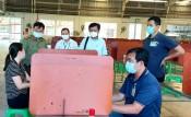 Kiểm tra việc thực hiện các biện pháp phòng, chống dịch Covid-19 tại doanh nghiệp