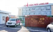 Bệnh viện dã chiến số 01 tại Bệnh viện Phổi Long An chính thức đi vào hoạt động