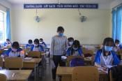 Long An có 3 phương án tổ chức Kỳ thi tốt nghiệp THPT năm 2021