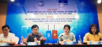 Đạo đức báo chí trong môi trường số: Thách thức và thích nghi của Việt Nam