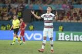 Kết quả vòng 1/8 EURO 2020, tuyển Bỉ 1-0 Bồ Đào Nha: Ronaldo xách va-li về nước