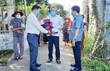 TP.Tân An kết thúc khu vực cách ly y tế tại ấp Xuân Hòa 1, xã Lợi Bình Nhơn