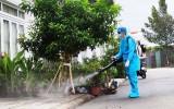 Sẽ phun khử khuẩn tại chợ phường 1 và phường 2, TP.Tân An