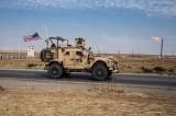 Căn cứ quân sự Mỹ tại Syria bị tấn công bằng rocket