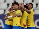 """Nhọc nhằn """"vượt ải"""" Chile, Brazil tiến vào bán kết Copa America 2021"""