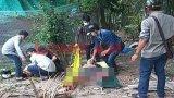 Vụ án mạng 2 người chết, camera của người dân đã quay được cảnh truy đuổi nhau