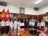 Bamboo Capital tặng 2 tỉ đồng cho công tác phòng chống dịch Covid-19 Bệnh viện Thống Nhất