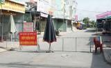 Bến Lức: Tạm dừng hoạt động chợ Gò Đen