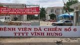 Trung tâm Y tế huyện Vĩnh Hưng chuyển thành Bệnh viện dã chiến