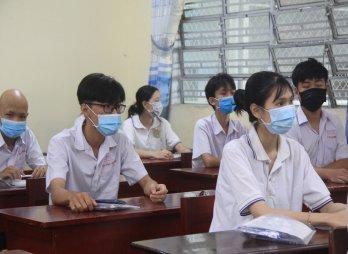 Kỳ thi tốt nghiệp THPT năm 2021 tại Long An khép lại an toàn, nghiêm túc, đúng quy chế