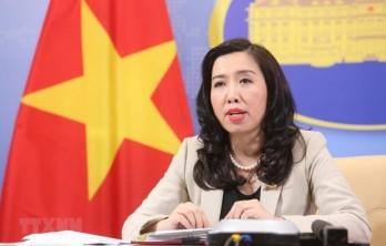 'Việc thăm dò khảo sát ở Hoàng Sa phải được sự cho phép của Việt Nam'