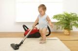 Những mẹo nhỏ giữ cho căn nhà được sạch sẽ khi có em bé