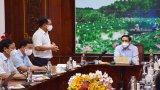 Thủ tướng Chính phủ - Phạm Minh Chính kiểm tra công tác phòng, chống dịch Covid-19 tại KCN Thuận Đạo