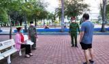 TP.Tân An: Tăng cường xử phạt vi phạm phòng, chống dịch Covid-19