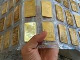 Giá vàng trong nước đứng yên, vàng thế giới tăng nhẹ trong phiên giao dịch đầu tuần