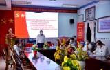 Phó Chủ tịch UBND tỉnh – Nguyễn Minh Lâm thăm, động viên doanh nghiệp, nhân dân huyện Cần Đước trong phòng, chống dịch