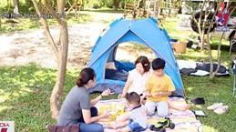 Cắm trại - Xu hướng du lịch 'lên ngôi' trong thời COVID