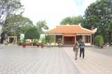 Khu lưu niệm, công viên Nguyễn Thị Bảy - Nơi ghi dấu ấn lịch sử hào hùng