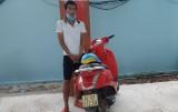 Công an thị xã Kiến Tường bắt giữ đối tượng trộm cắp tài sản