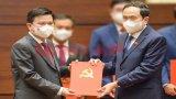 Ông Nguyễn Thanh Hải giữ chức vụ Trưởng Đoàn ĐBQH khóa XV tỉnh Long An