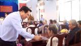 Đức Hòa: Chăm lo đời sống người có công, gia đình chính sách